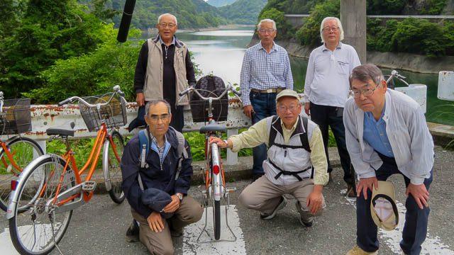 丹沢湖サイクリング