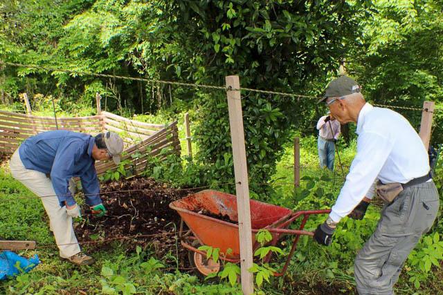 果樹園の管理