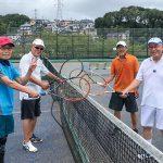 健康テニス